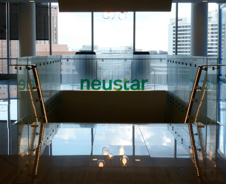 S. Albert Glass Targus Neustar HQ