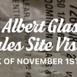 S. Albert Glass: Service Sales Site Visit Video