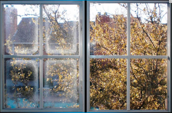 S. Albert Glass Fogged Window Repair