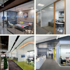 Benefits of Using Glass in Your Office